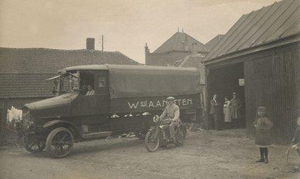 Eindhoven, 1920.