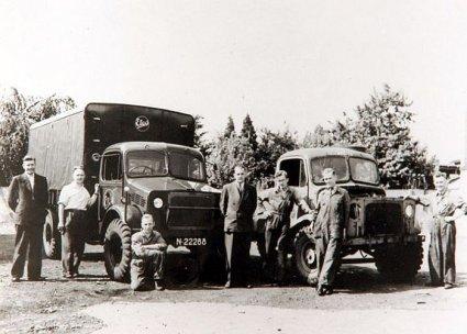 Eindhoven, 1947.