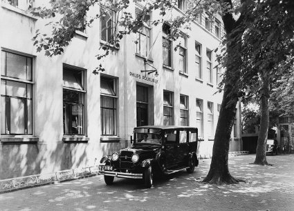 Eindhoven, 1935 (foto: Philips Company Archives. Bron: RHCe)