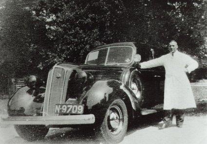 Studebaker, 1943 (collectie Regionaal Archief Tilburg 065185)
