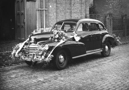 Vught, 1947. Chevrolet