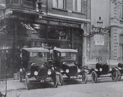 N-302 Tilburg, 1923. Ford (collectie ETAG)