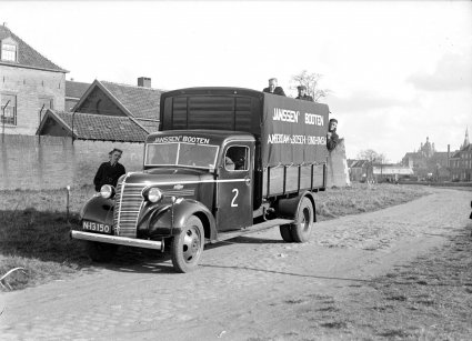Chevrolet vrachtwagen, 1938.