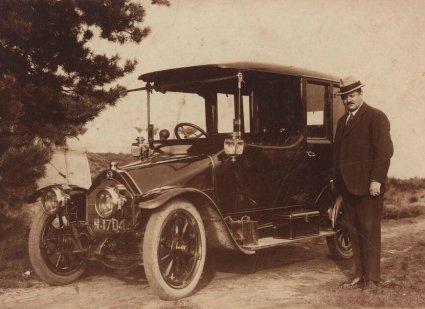 Nagant, c. 1914.