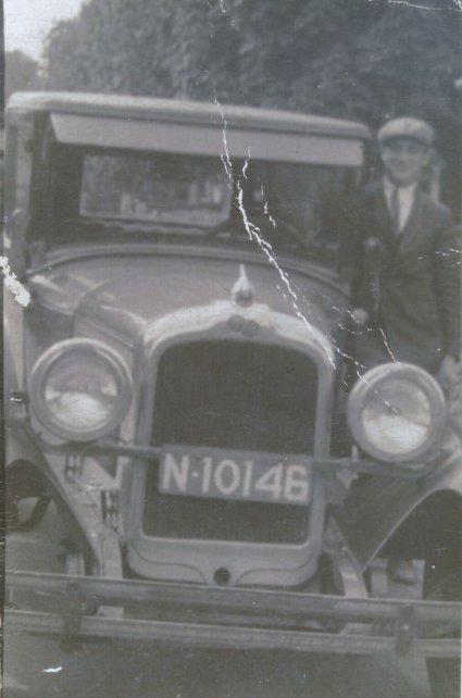 Pontiac, jaren '20