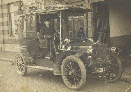 Breda, c. 1920 (collectie Stadsarchief Breda)