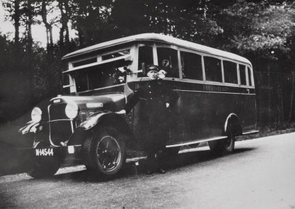 Federal autobus.