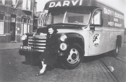 Chevrolet vrachtwagen, 1930-1940.