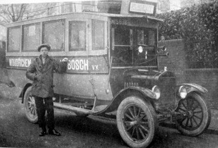 Chevrolet, 1933 (Streekarchief Langstraat-Heusden-Altena)