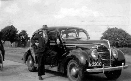 Ford (collectie Heemkundekring De Elf Rotten)