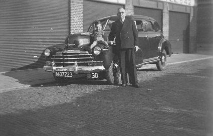 Chevrolet Fleetmaster, 1947.