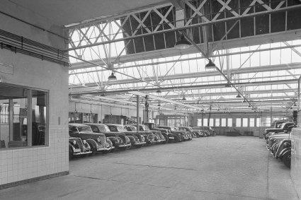 Bergen op Zoom, c. 1940 (collectie West-Brabants Archief)