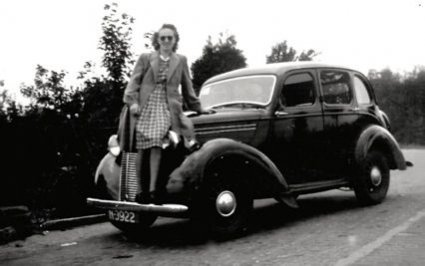 Morris Ten, 1947 (collectie F. Kense)