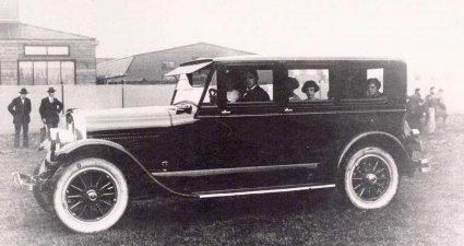 Lincoln, c. 1930 (collectie Regionaal Archief Tilburg)