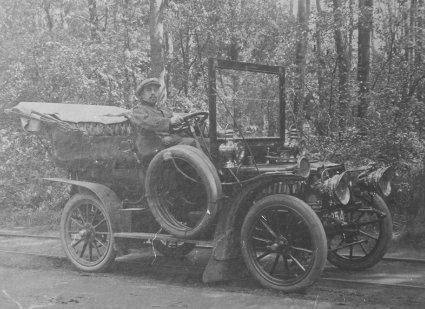 Dion, 1909 (collectie West-Brabants Archief)
