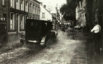 Rolls Royce (collectie Regionaal Archief Tilburg)