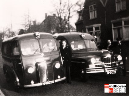 Ambulances (Collectie Eindhoven in Beeld)