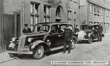 Studebaker (collectie Regionaal Archief Tilburg 065184)
