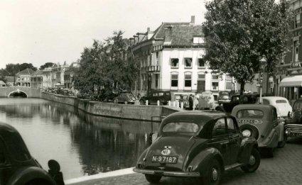 Morris, 1948 (Foto: collectie ZB | Planbureau en Bibliotheek van Zeeland)