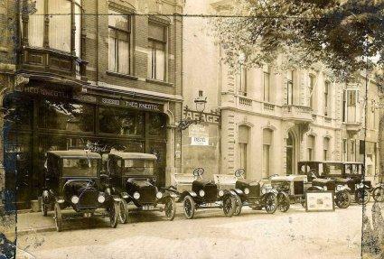 N-865 Ford, 1922 (collectie Regionaal Archief Tilburg)