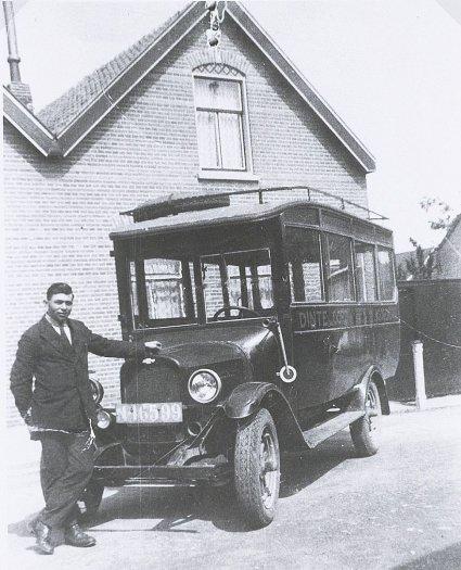 Willemstad. 1925.