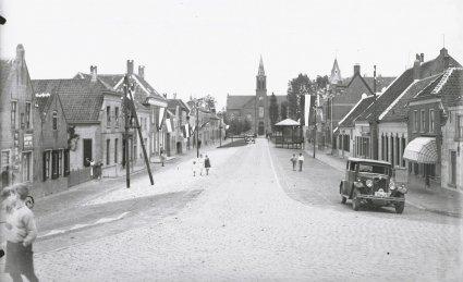 Fijnaart en Heijningen, 1931.