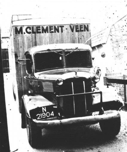 Veen, c. 1950.