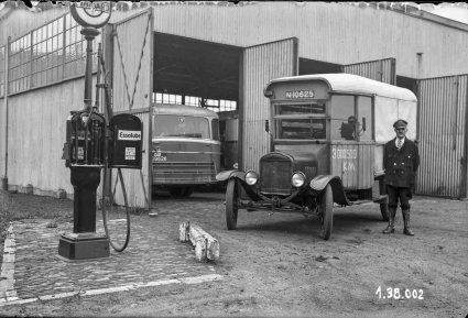 Ford (collectie Stadsarchief Breda)