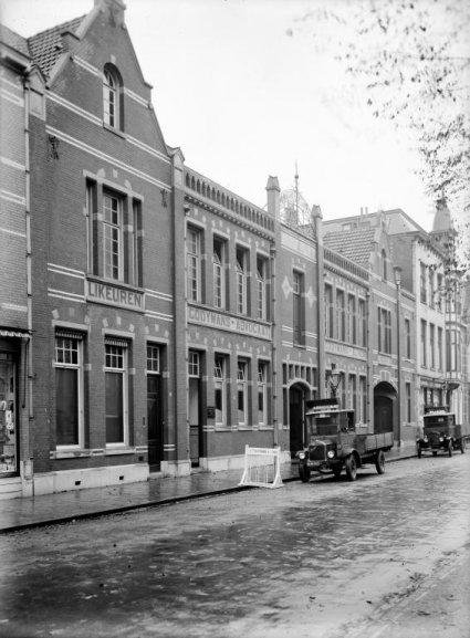 N-14661 Foto: Fotopersbureau Het Zuiden (collectie Erfgoed 's-Hertogenbosch)