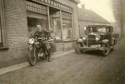 """Foto: collectie Heemkundekring """"Sint Achten op Boeckel"""""""