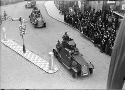 Landsverk, 1938 (foto: Fotopersbureau Het Zuiden; collectie Erfgoed 's-Hertogenbosch)