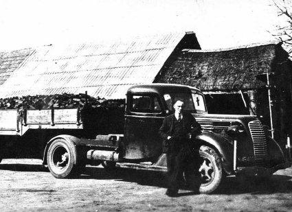 N-45400 Studebaker, 1946 (coll. Neerkants Historisch Erfgoed)
