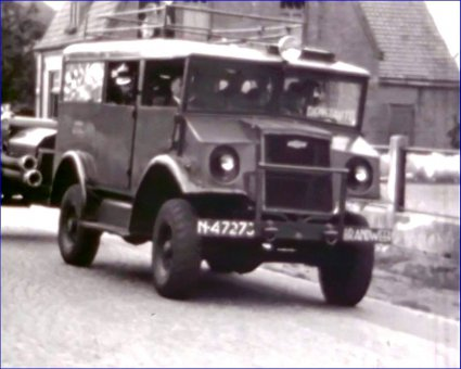 N-47273 Chevrolet (Heemkundekring Bakel en Milheeze)