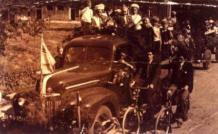 Ford (collectie SALHA)