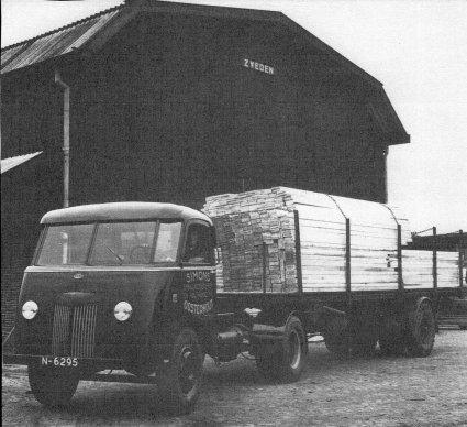 Ford (collectie P. van Buren)