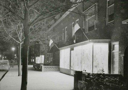 Hillman Minx (foto: Farla & Van Mackelenbergh; coll. Erfgoed 's-Hertogenbosch)