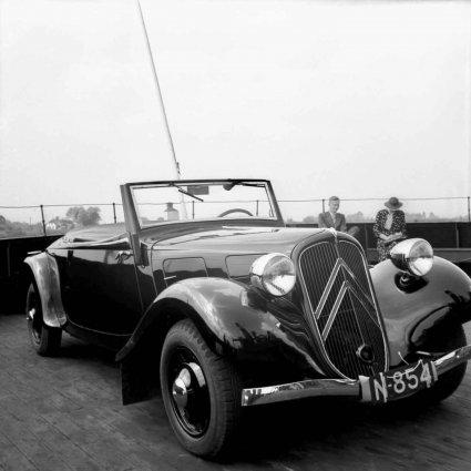 Citroën, 1938 (collectie J. Lemmens)