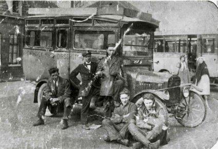 Ford, 1924 (collectie Stadsarchief Breda)