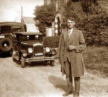 REO, c. 1940 (collectie J. Lange)
