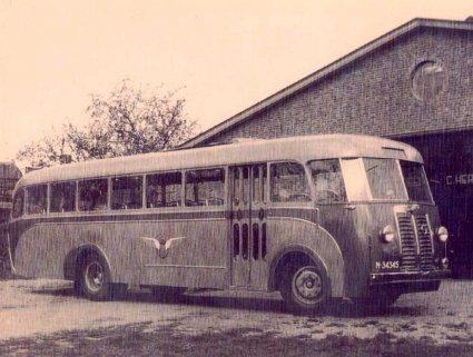 Volvo (coll. Hertoghs Carrosserieën)