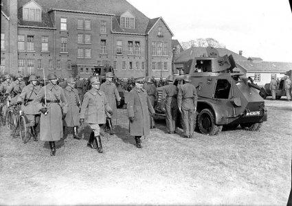 Den Bosch, 1937 (Foto: Fotopersbureau Het Zuiden. Bron: Erfgoed 's-Hertogenbosch)