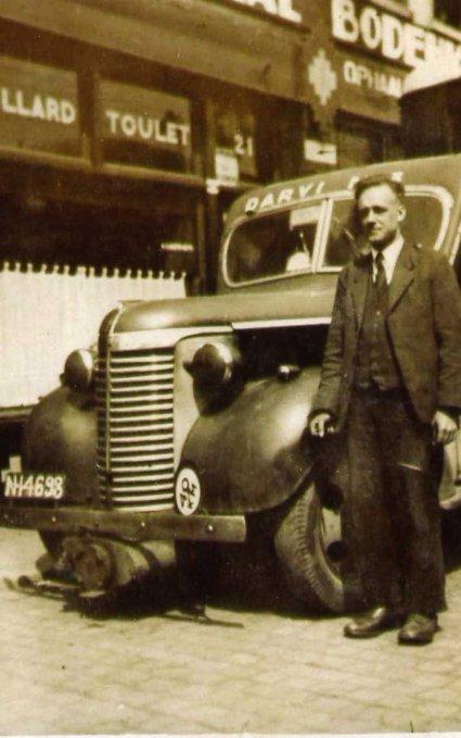 Chevrolet (Archief Piet Pietjouw)