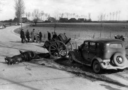 Roosendaal, c. 1940 (foto: Jan Sturm; coll. West-Brabants Archief)