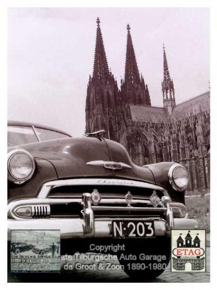 Chevrolet (foto: Ad de Groot. Bron: collectie ETAG)