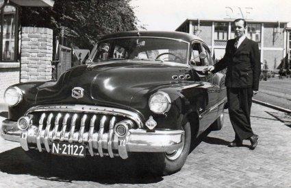 De Buick, waarschijnlijk 1950 (Bron: Variomatic)