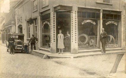 N-294 Oudenbosch 1930 (coll. C. Reukers via Parenteel Jan Cuypers)