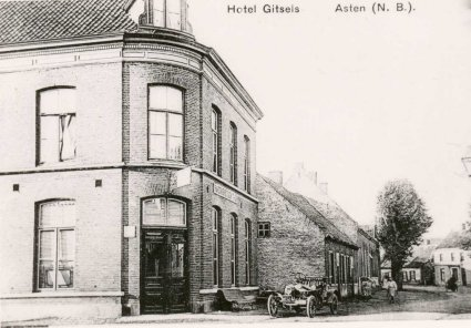N-375 Sizaire-Naudin, 1910 (Collectie RHCe)