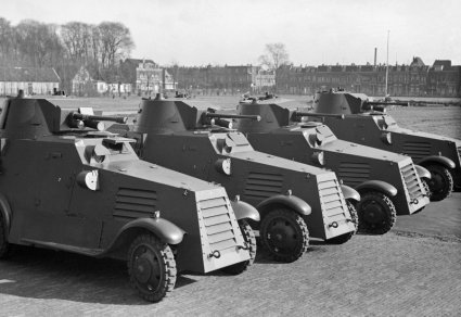 Haarlem 1936 (ANP PHOTO (1936)/Foto: VAN BILSEN; CC BY-NC-ND 4.0)