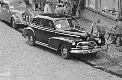 Chevrolet (foto: D. Scholte; coll. Stadsarchief Oss)
