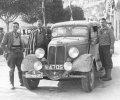 N-4705 Ford V8 met startnummer 11 van de Rally van Monte Carlo in 1934 (bron: Wikipedia)